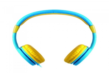 HS150  Kids Wired Headphones Safe 85dB Max