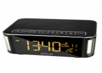 ST250 Bluetooth Speaker Clock Radio + Light