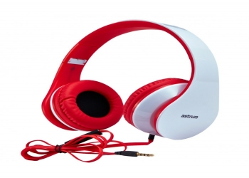 HT310 Fashion Stereo Headphone + Mic